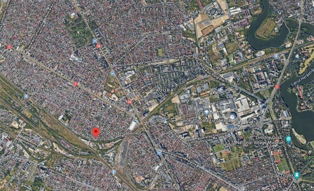 teren Bucurestii Noi 680mp ideal resedinta 6