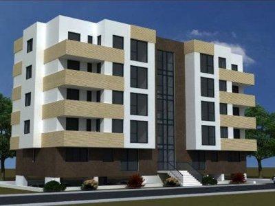 Apartament 4 camere + terasa bloc nou