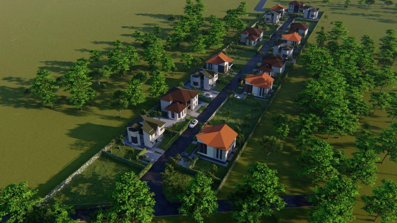 Cu această vila te poți bucura de liniștea Pădurii Snagov (TIP 1) 5