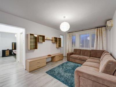 Apartament 3 camere renovat si complet mobilat Dristor-Camil Ressu