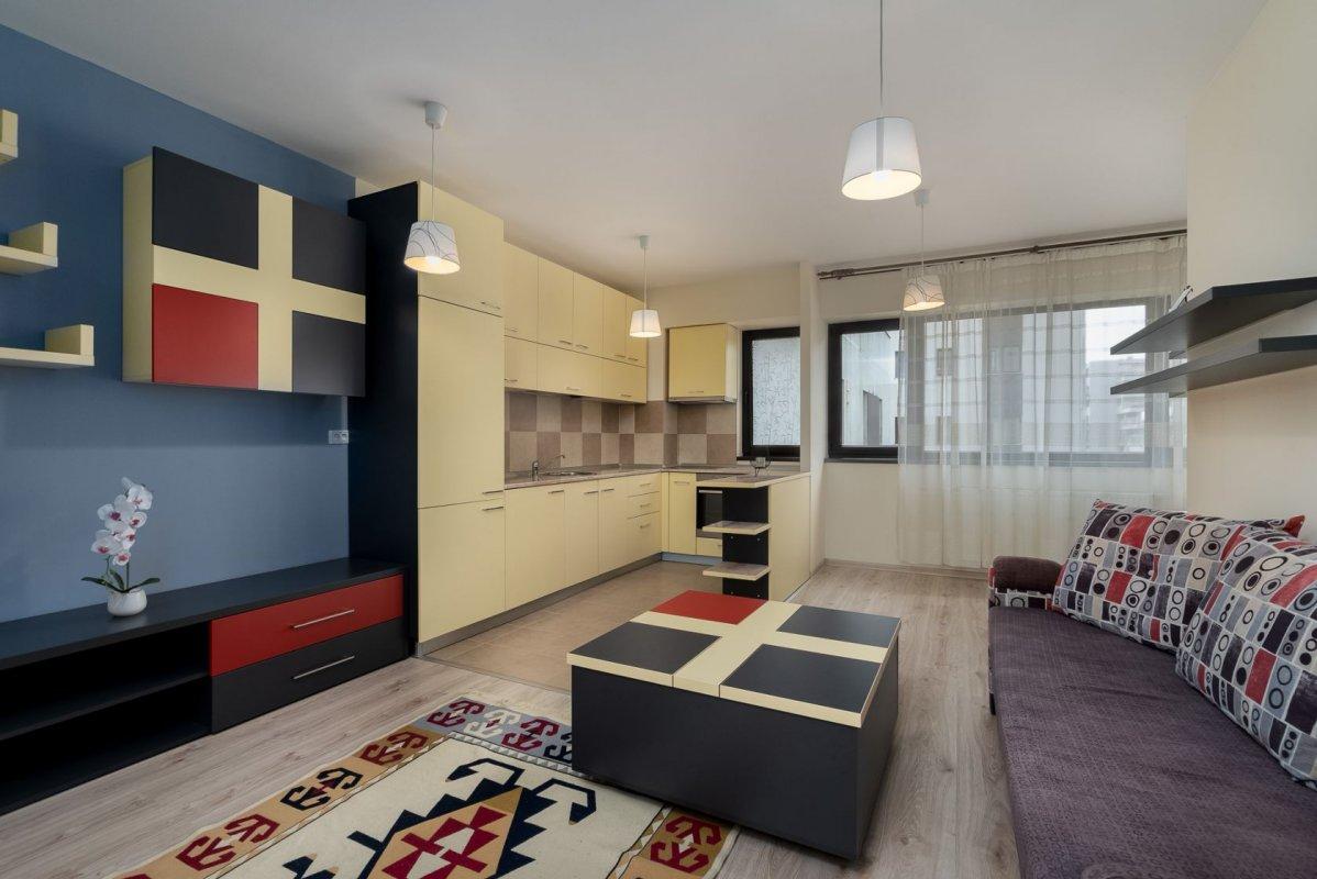 Apartament gata de mutat, Green Vista, Scoala Americana, loc parcare inclus 1