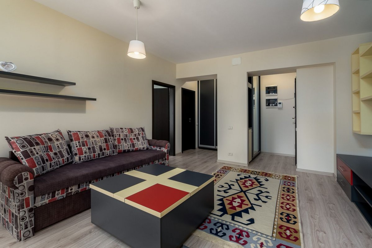 Apartament gata de mutat, Green Vista, Scoala Americana, loc parcare inclus 4