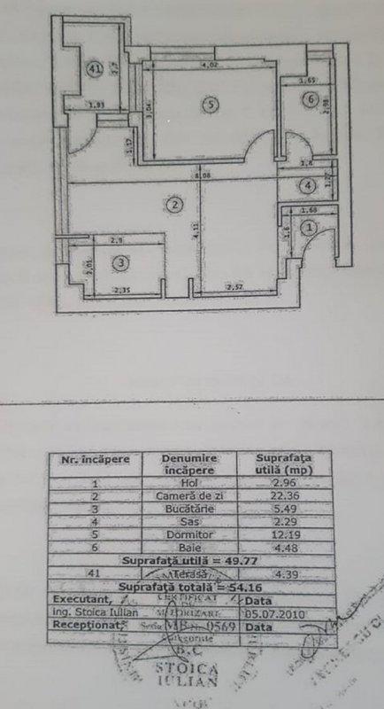 Apartament gata de mutat, Green Vista, Scoala Americana, loc parcare inclus 18