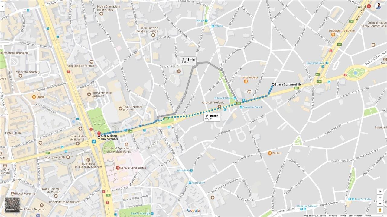 Armeneasca 10 minute de Universitate metrou pozitie ultracentrala. 16