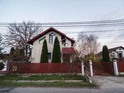 Vila deosebita Maracineni - Argeselu
