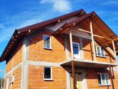 Casa la Rosu - Budeasa (posibilitate schimb)