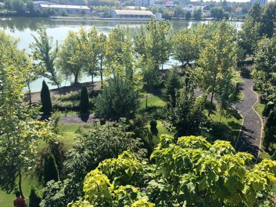 Inchiriere apartament 3 camere vedere lac Laguna Residence