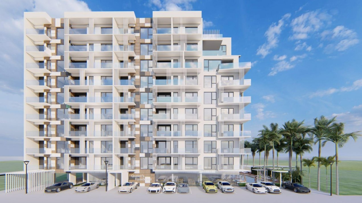 Queen's Residence By The Sea STUDIO cu bucataria inchisa -BLOCUL 2  Plaja Papaya 11