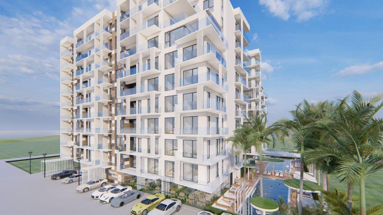Queen's Residence By The Sea STUDIO cu bucataria inchisa -BLOCUL 2  Plaja Papaya 14