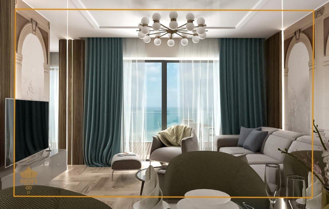 Direct dezvoltator - Queen's Residence By The Sea - STUDIO pe malul marii 2
