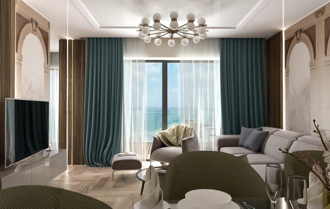 Direct dezvoltator - Queen's Residence By The Sea - STUDIO pe malul marii 4
