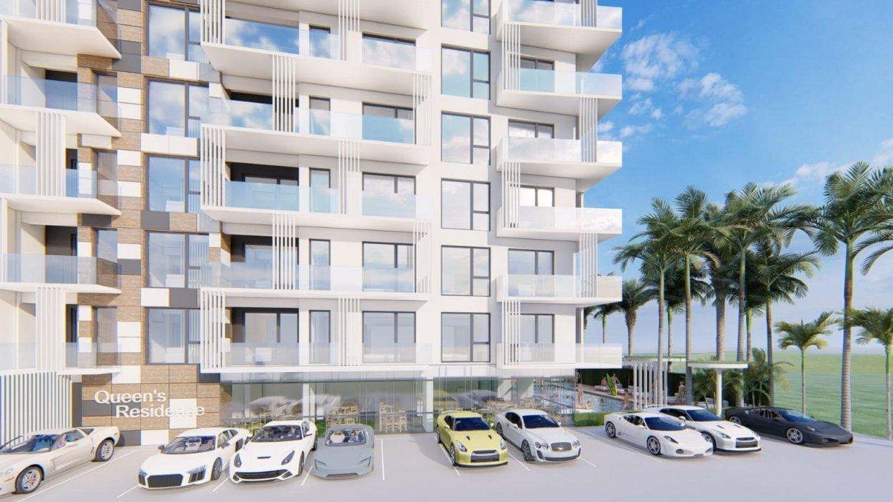 Direct dezvoltator - Queen's Residence By The Sea - STUDIO pe malul marii 5