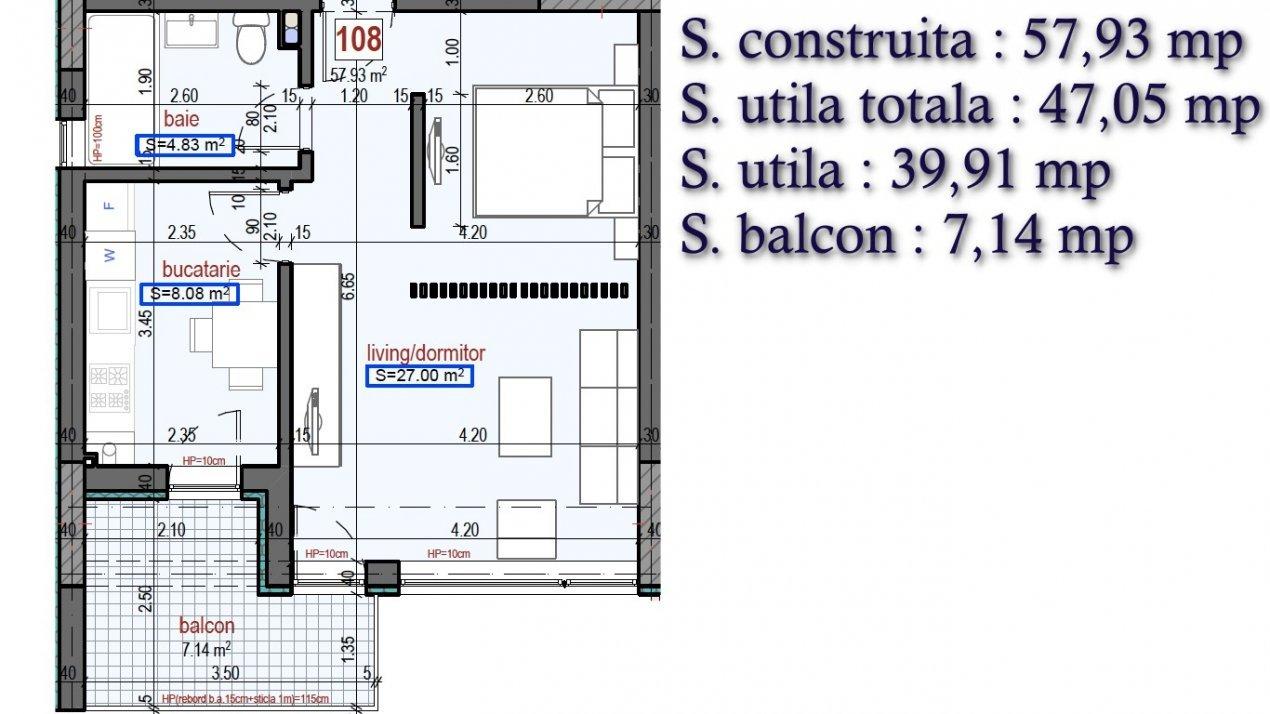 Direct dezvoltator - Queen's Residence By The Sea - STUDIO pe malul marii 7