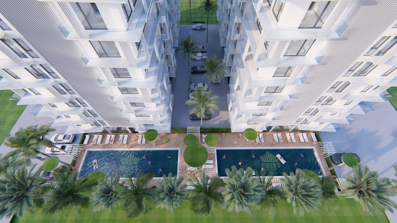 Direct dezvoltator - Queen's Residence By The Sea - STUDIO pe malul marii 10
