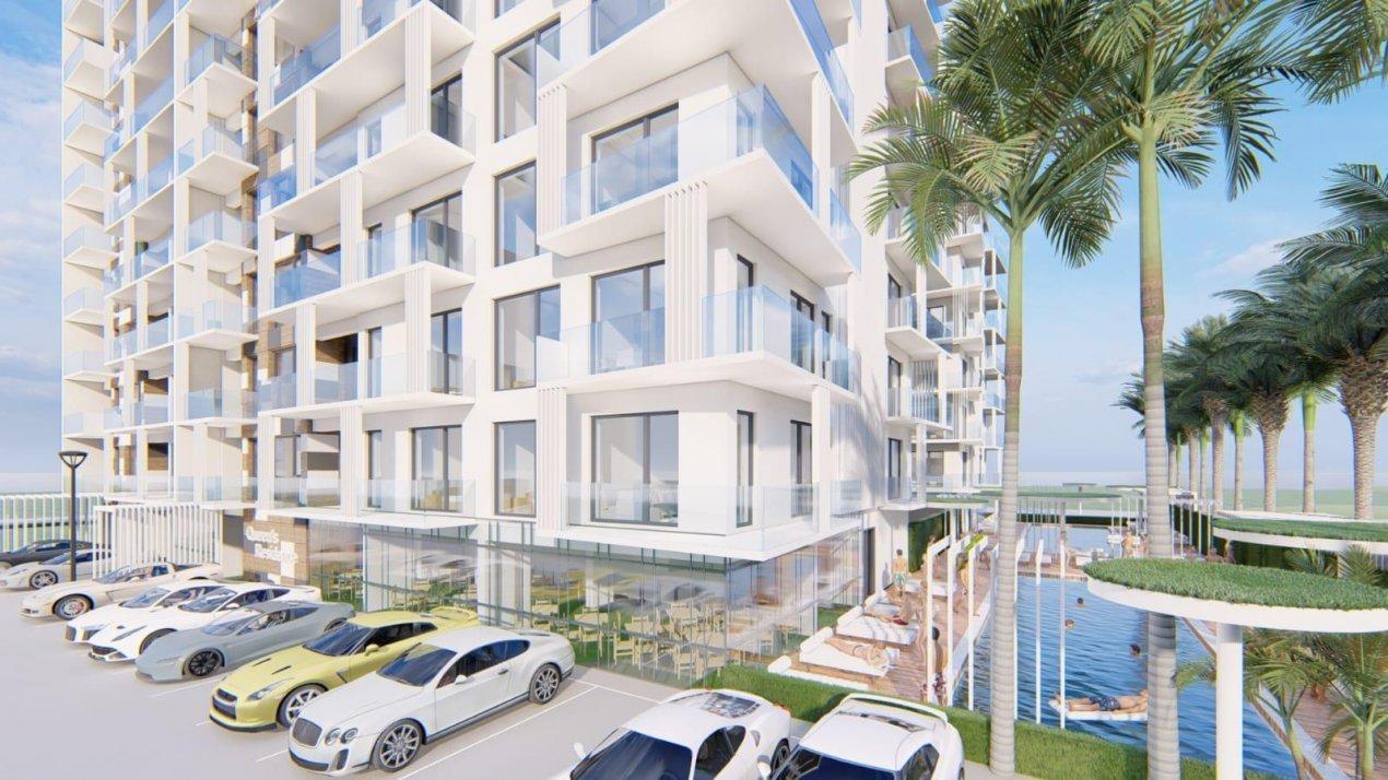 Direct dezvoltator - Queen's Residence By The Sea - STUDIO pe malul marii 11