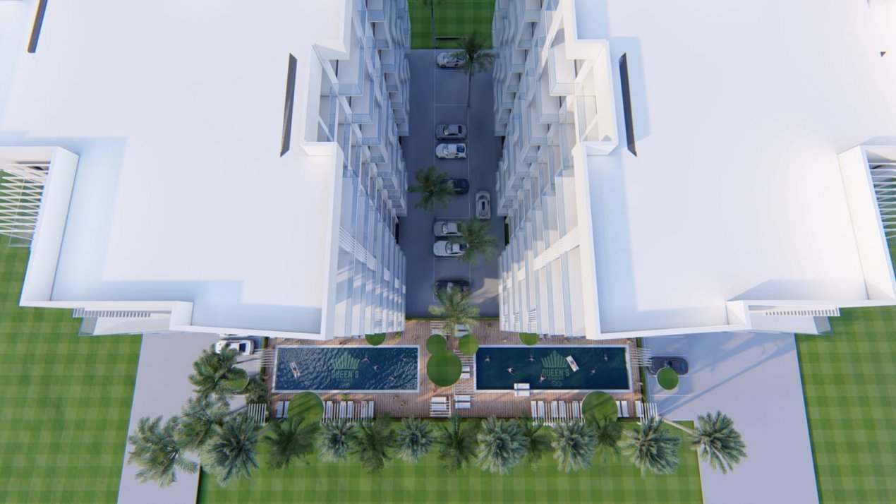 Direct dezvoltator - Queen's Residence By The Sea - STUDIO pe malul marii 14