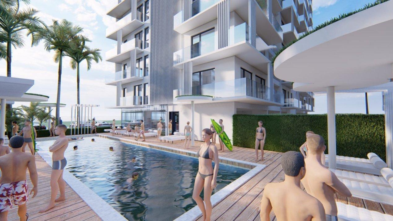 Direct dezvoltator - Queen's Residence By The Sea - STUDIO pe malul marii 20