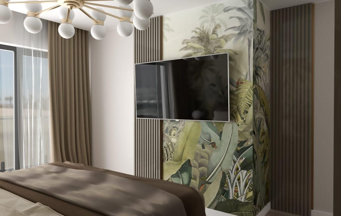 Direct dezvoltator - Queen's Residence By The Sea - STUDIO pe malul marii 24