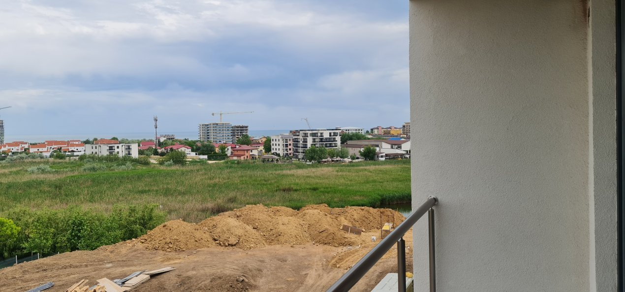 Studio - Hanul cu Peste - MAMAIA NORD - balcon cu VEDERE catre mare 9
