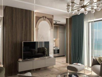 MAMAIA NORD! Direct dezvoltator - PROMOTIE - Queen's Residence - Infinity Beach