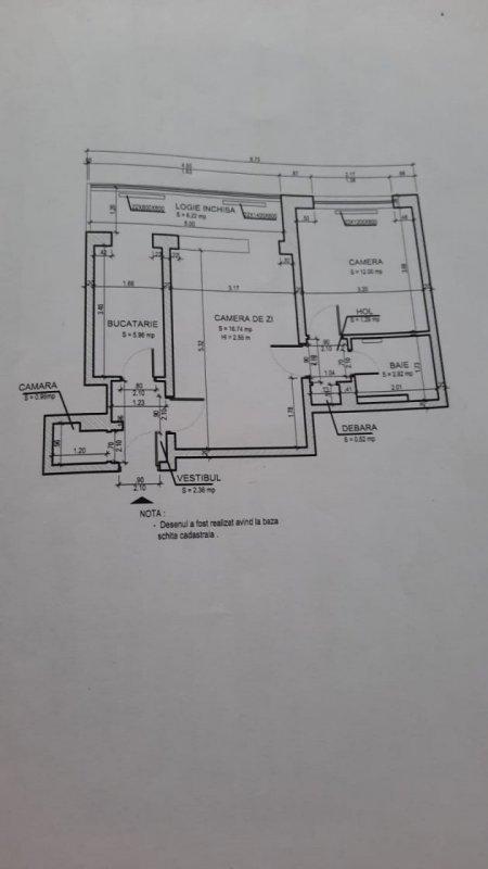 Apartament cochet 2 camere Floreasca 19