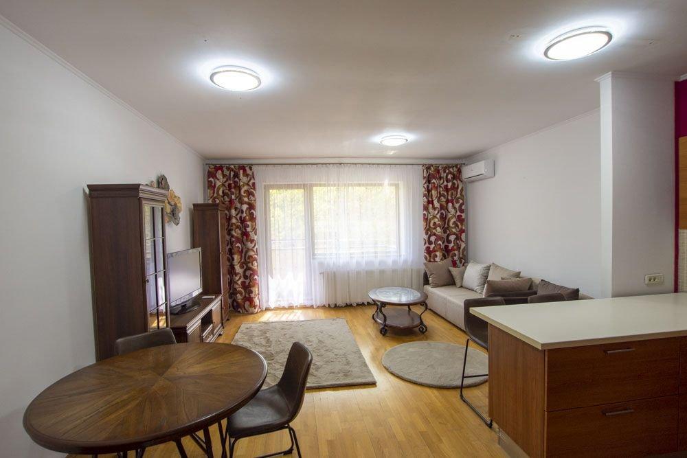 Herastrau apartament 3 camere langa Satul Francez 4
