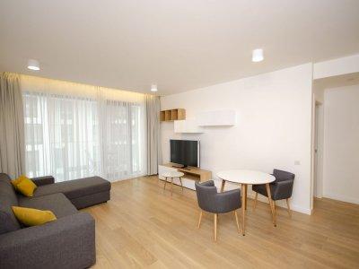 Complex nou apartament 2 camere mobilat