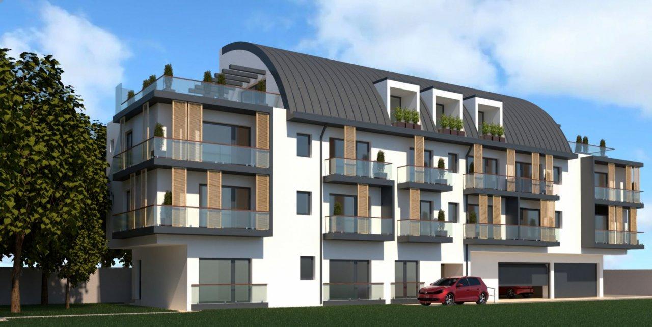 Frasari Residence  apartament 4 camere cu terasa  1