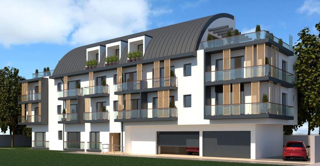 Frasari Residence  apartament 4 camere cu terasa  4
